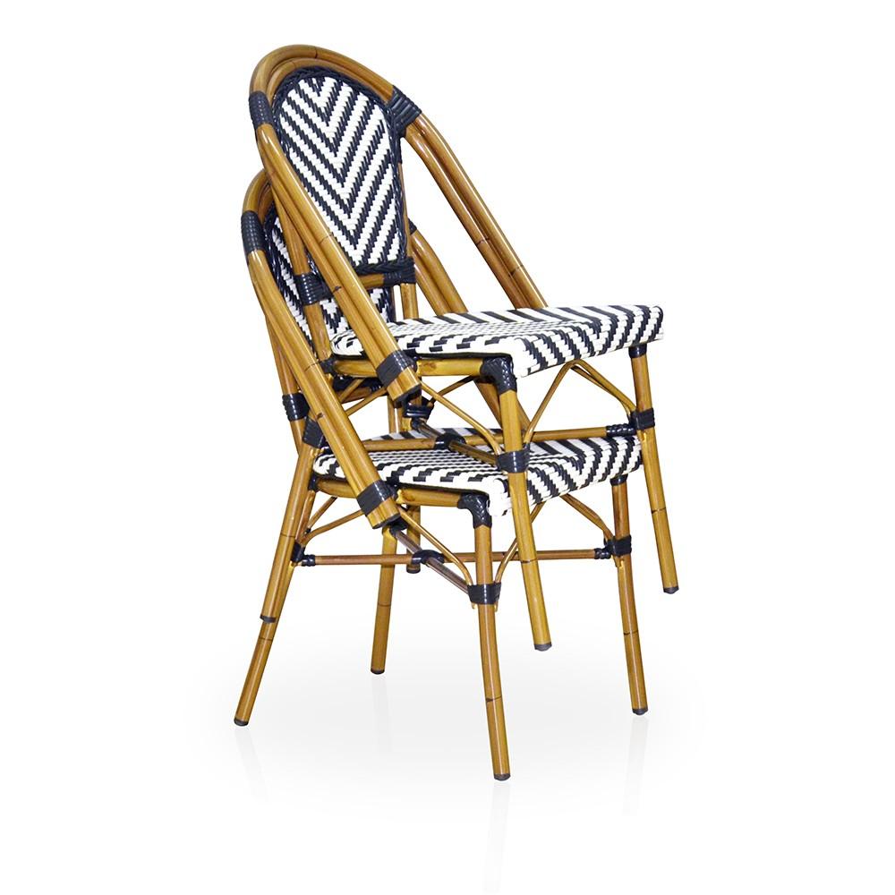 product-SP-OC359 Casual modern aluminium rattan chair garden outdoor bamboo furniture sets garden ch-1