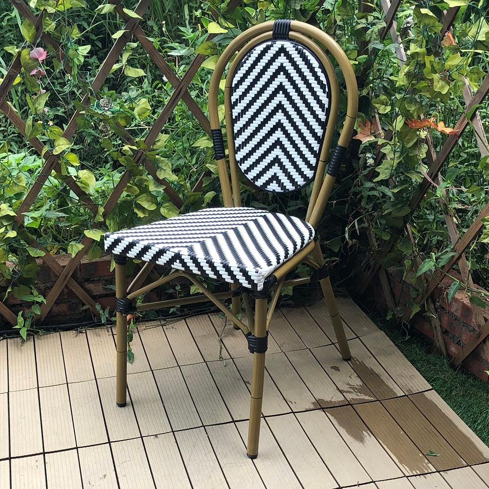 product-Hot sale aluminium frame garden rattan outdoor chairs SP-OC355-Uptop Furnishings-img