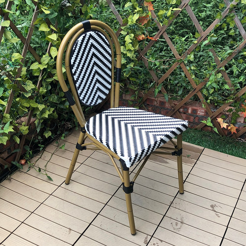 product-Uptop Furnishings-Hot sale aluminium frame garden rattan outdoor chairs SP-OC355-img