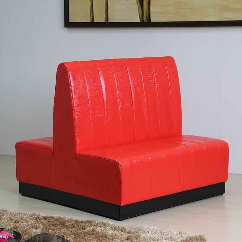 product-Uptop Furnishings-Restaurant leather safa booth restaurant furniture(SP-KS257-img