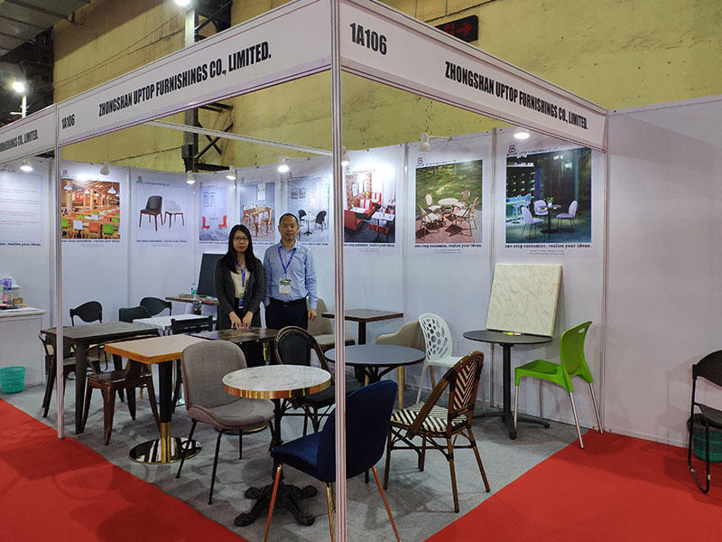 UPTOP attended the HOMELIFE exhibition in Mumbai, India from December 17th to 19th, 2018.