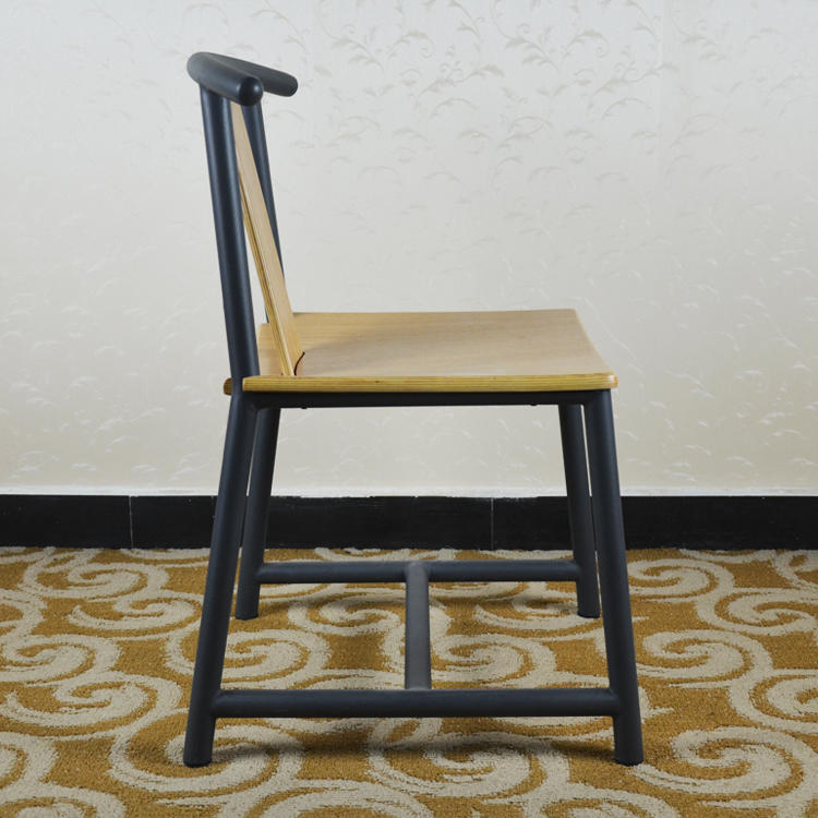 (SP-MC065) Vintage lounge restaurant dining metal chairs for restaurant furniture
