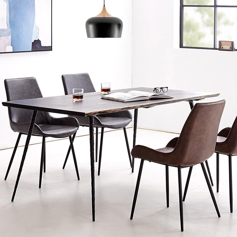 (SP-LC840) Modern metal upholstered design restaurant dining cafe chairs for sale used