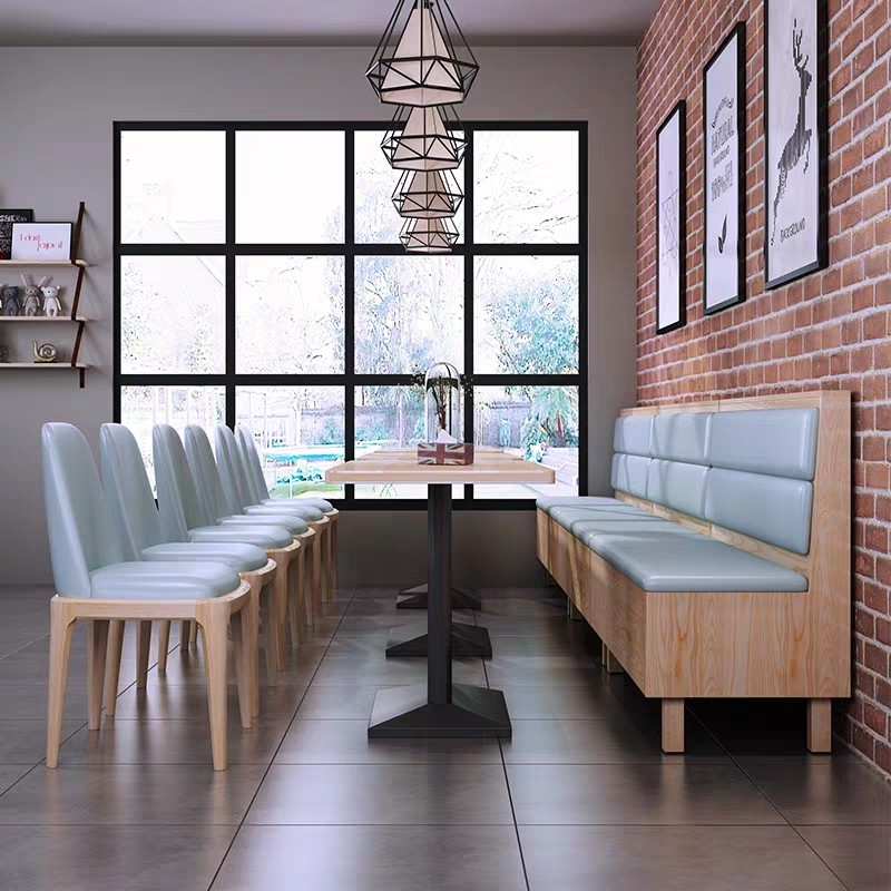 product-Uptop Furnishings-SP-CS297 Modern luxury foshan cheap prices table and chair sets restaurant