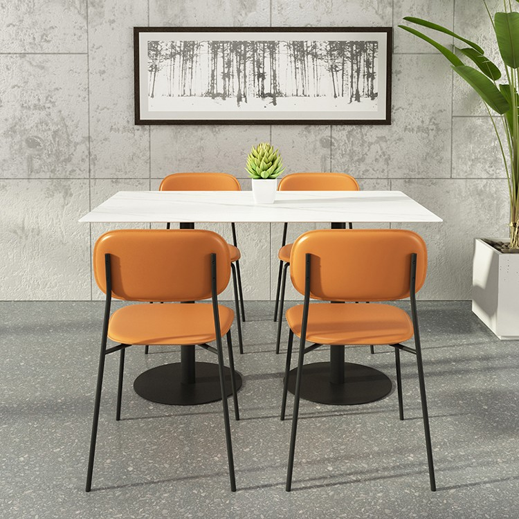 product-Uptop Furnishings-SP-LC201 New wholesale stackable metal cafe furniture restaurant chairs us