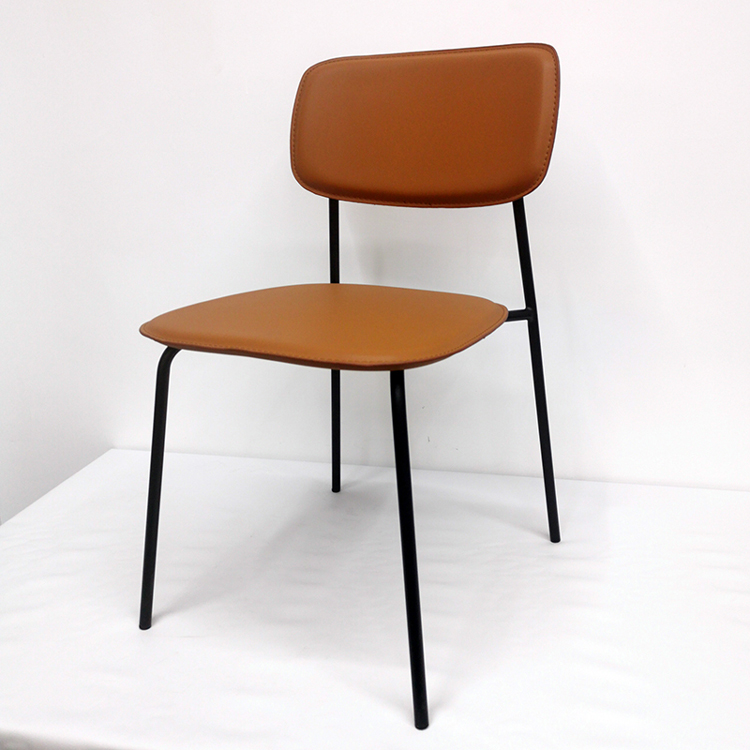 product-SP-LC201 New wholesale stackable metal cafe furniture restaurant chairs used dining sets-Upt-1