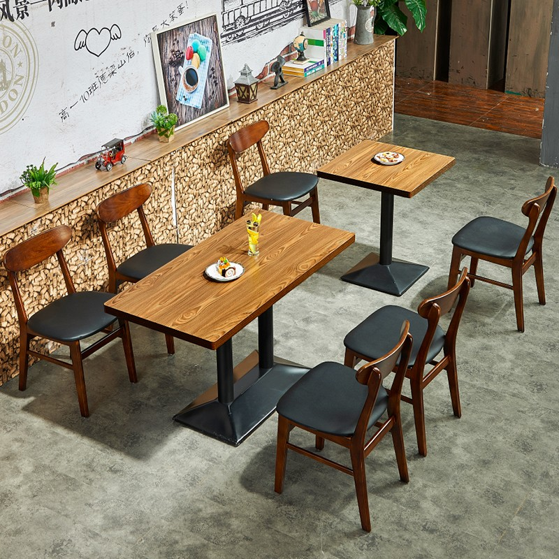 product-Uptop Furnishings-SP-EC810 Modern cafe chair dining sets wood furniture restaurant chairs fo