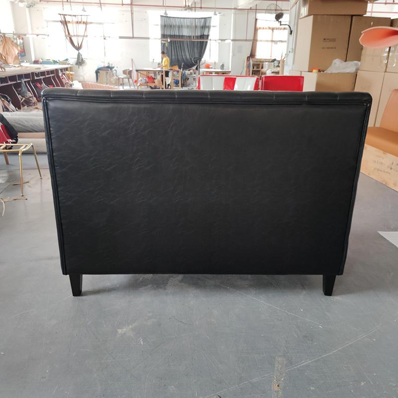 Modern cafe furniture dining room sets restaurant booth