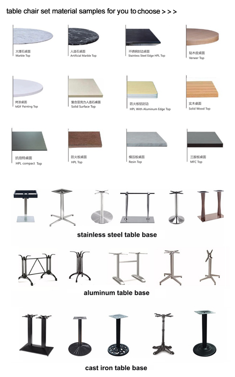 product-SP-RT189 Modern furniture restaurant table-Uptop Furnishings-img-1