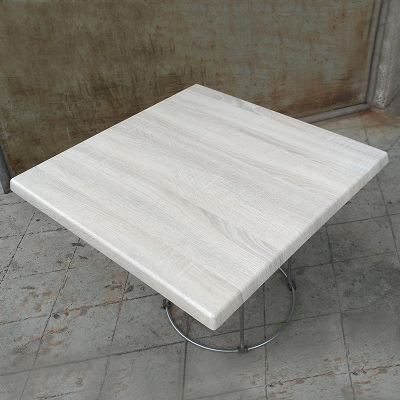 Modern resin Square Table Top for Sales (SP-S1)