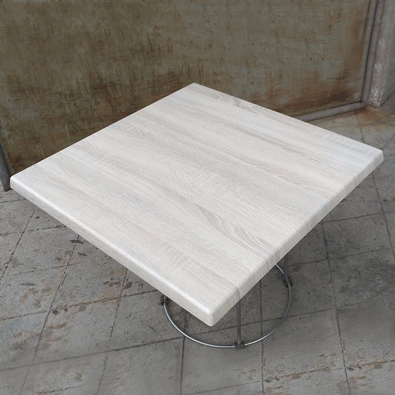 product-Uptop Furnishings-Modern resin Square Table Top for Sales SP-S1-img