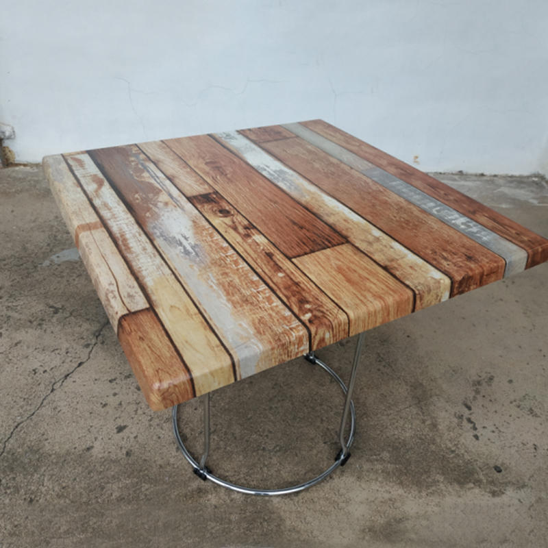 Color Matching Square Table Top (SP-S4)