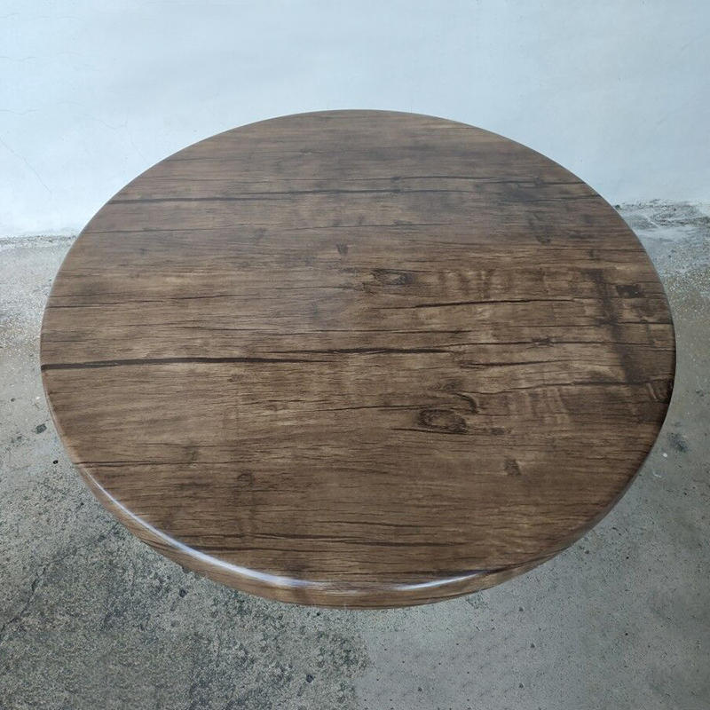Popular Round Table Top Cafe Table (SP-R3)