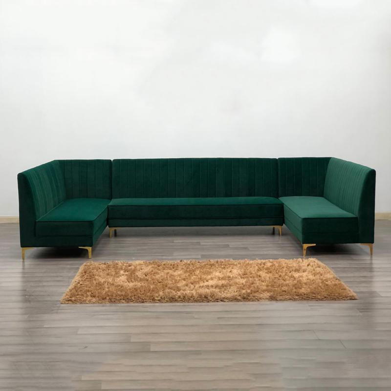 (SP-KS421) New cafe furntiure design sofa restaurant booth