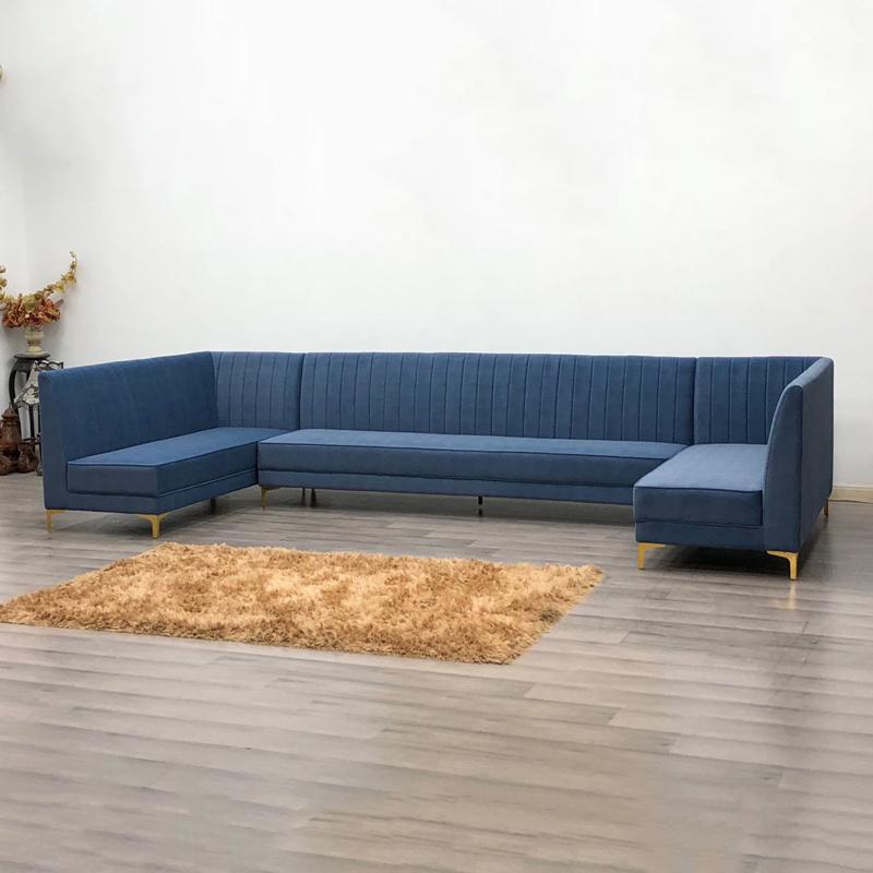 product-SP-KS421 New cafe furntiure design sofa restaurant booth-Uptop Furnishings-img
