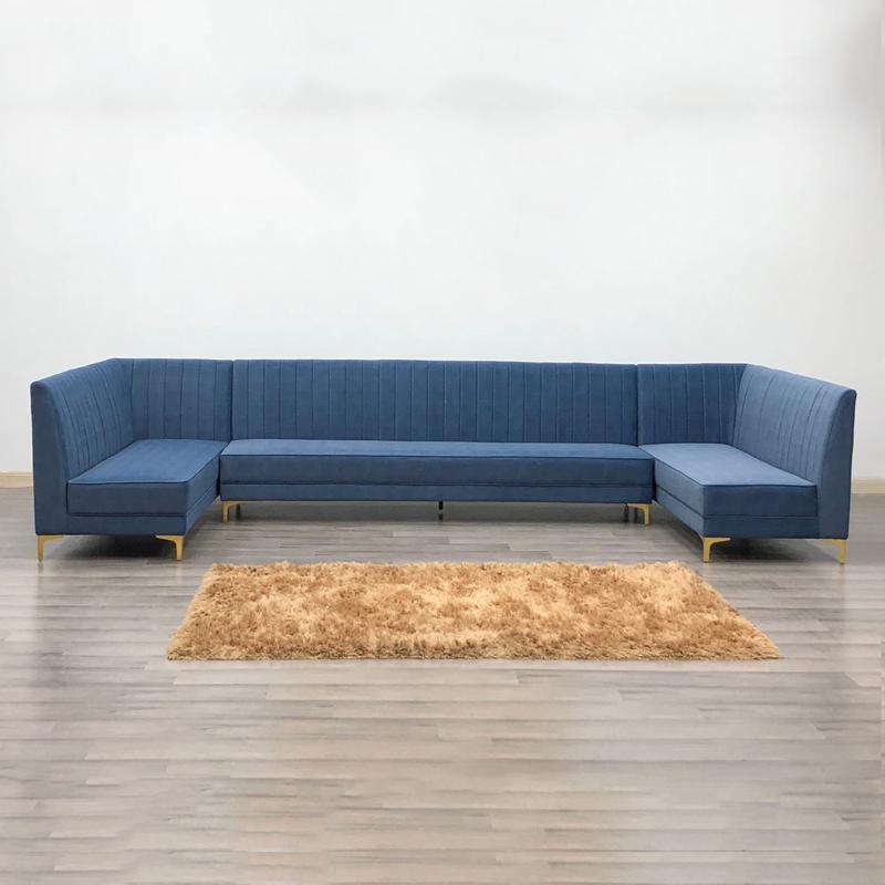 product-Uptop Furnishings-SP-KS421 New cafe furntiure design sofa restaurant booth-img