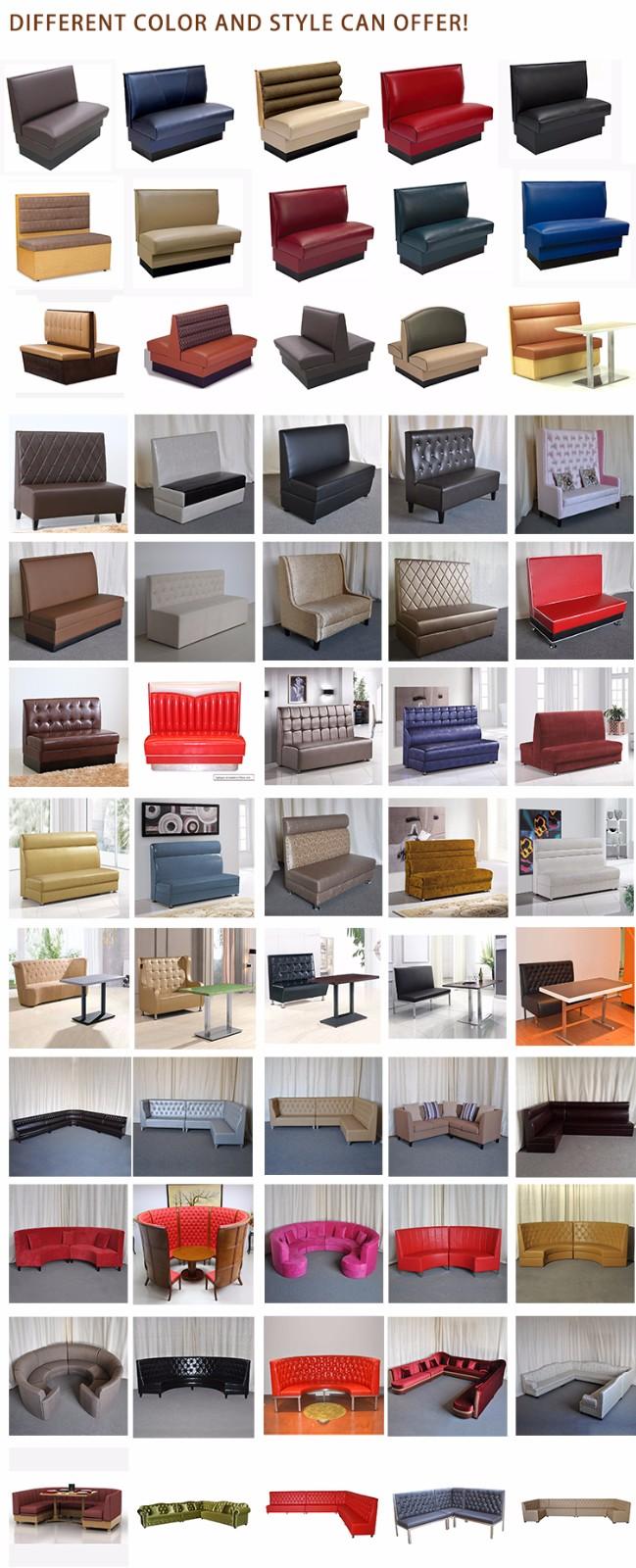 product-Uptop Furnishings-SP-KS421 New cafe furntiure design sofa restaurant booth-img-1