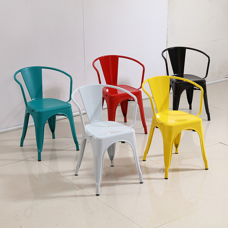 product-Uptop Furnishings-Industrial style coffee and restaurant metal chair SP-MC036-img