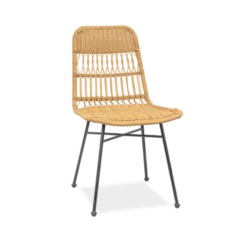 Garden Bistro Rattan Restaurant Outdoor Chairs