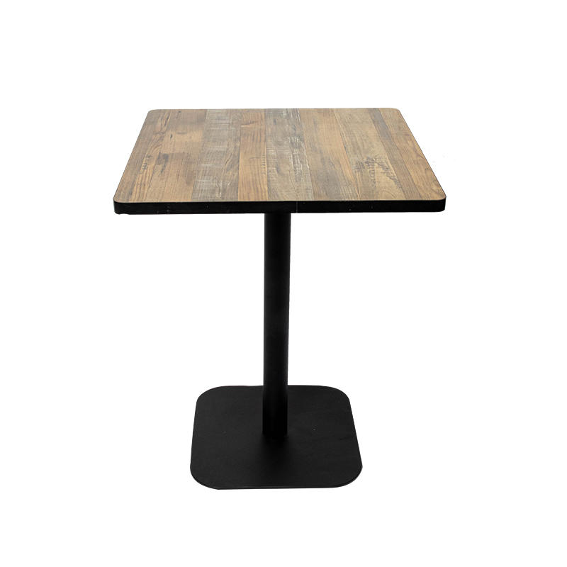 Hot sale restaurant sets laminate table top dining tables