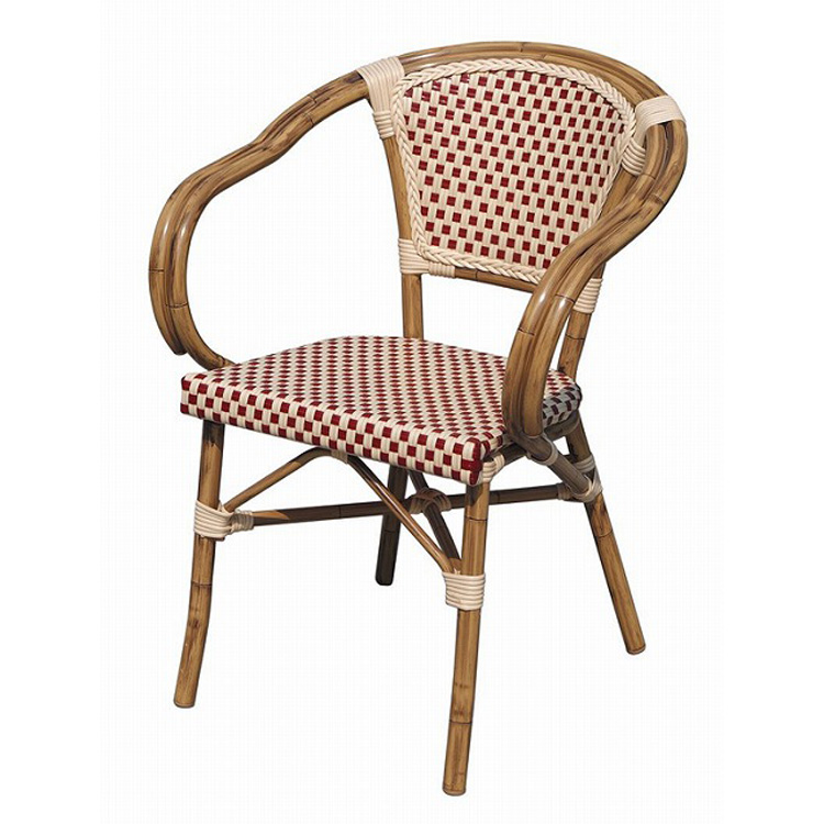 product-Wholesale good price outdoor rattan arm garden chairs SP-OC430-Uptop Furnishings-img
