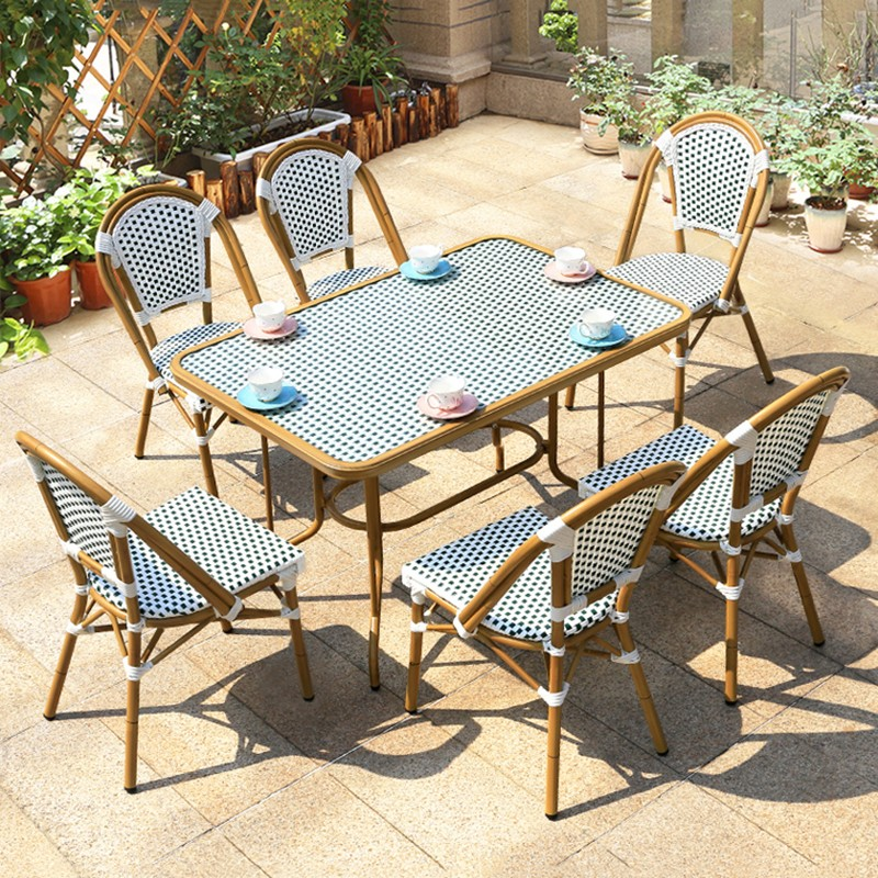 product-Uptop Furnishings-High quality outdoor rattan furniture garden set rattan furniture SP-OC443