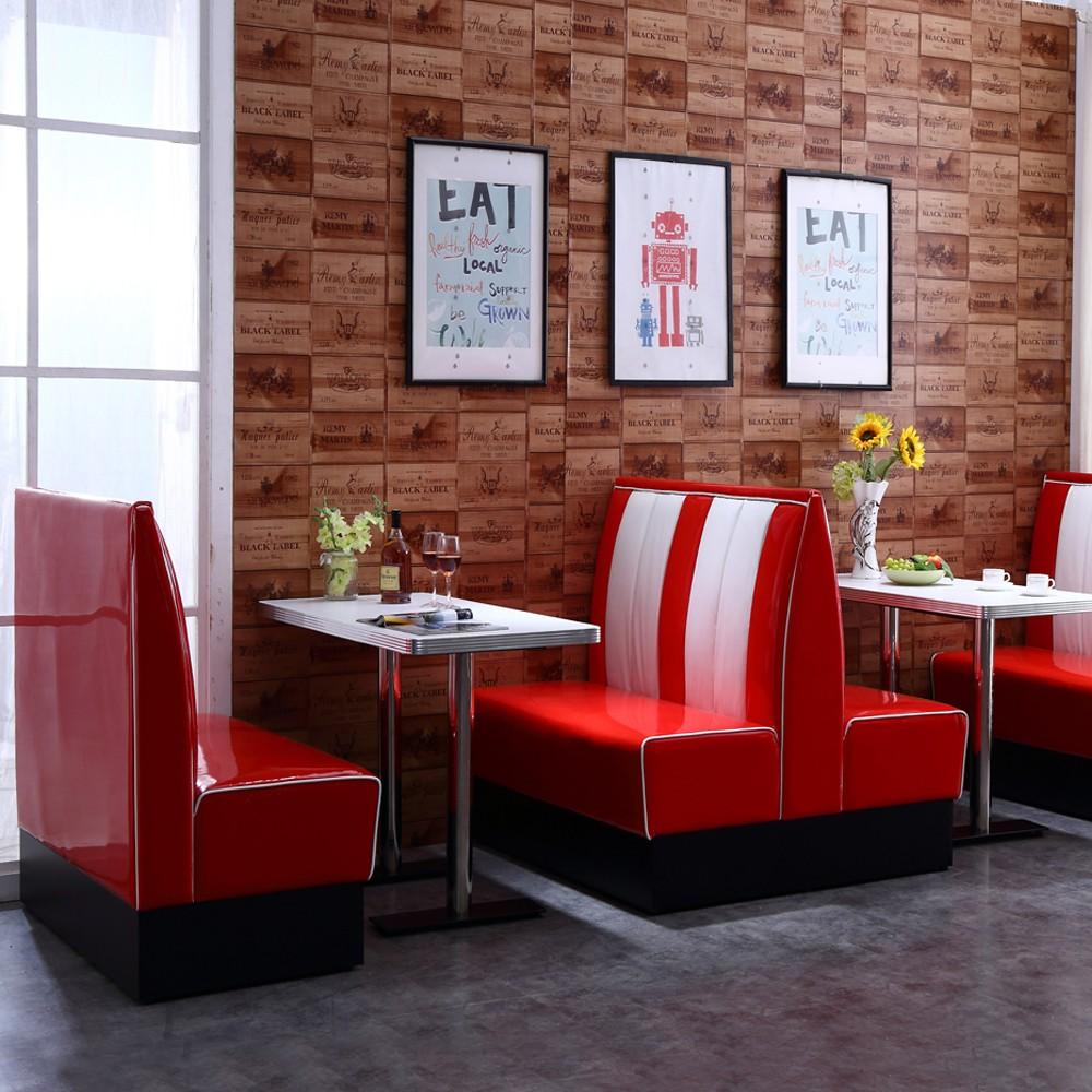 product-Retro american restaurant corner furniture-Uptop Furnishings-img