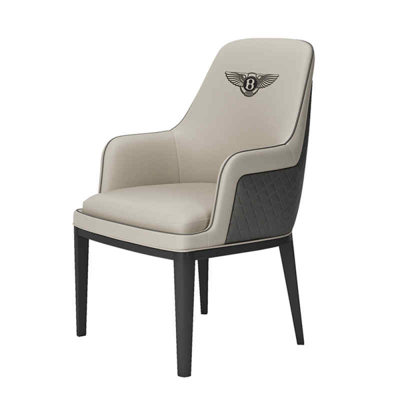 product-Modern hotel leather dining restaurant chairs-Uptop Furnishings-img