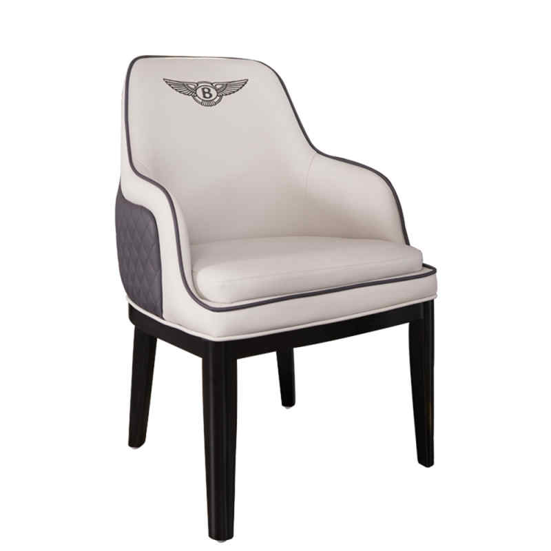 product-Uptop Furnishings-Modern hotel leather dining restaurant chairs-img