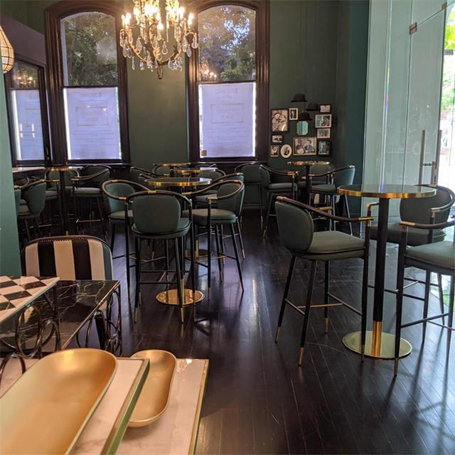 Australia Luxury restaurant furniture case