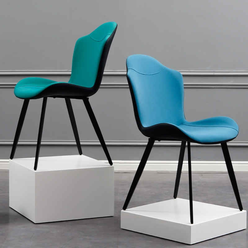product-Hot sale high quality PU leather hotel dining chairs-Uptop Furnishings-img