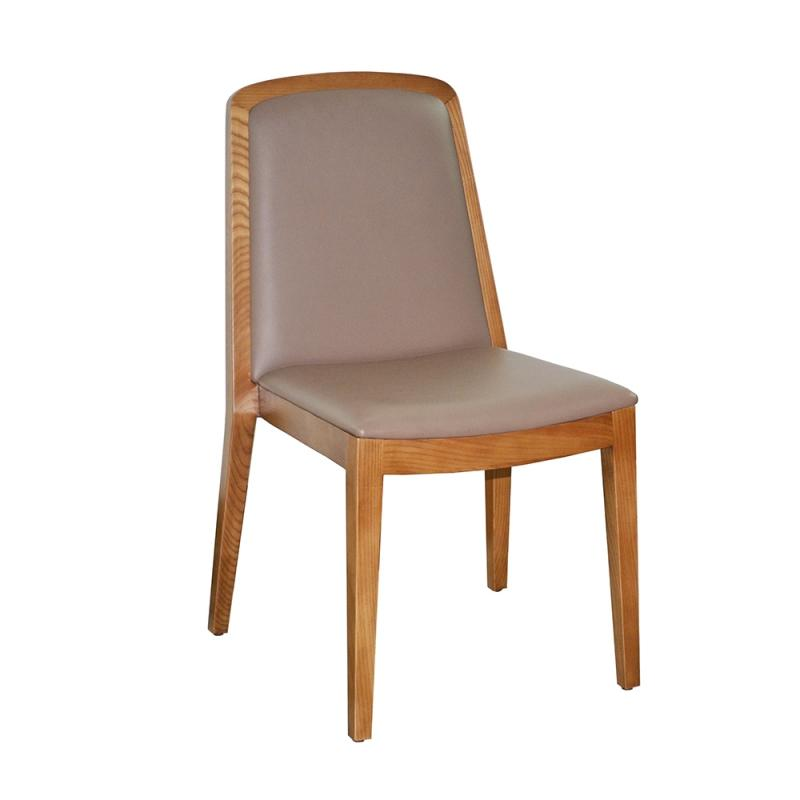 Sample design wood dinning chairs restaurant chairs