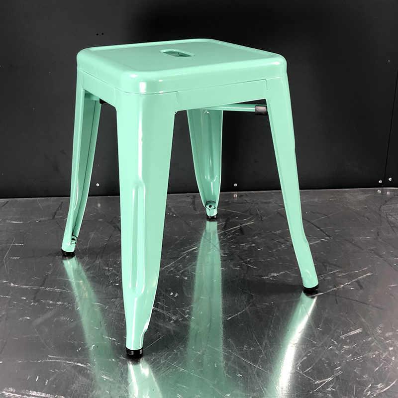 Hot sale industrial metal dining stool