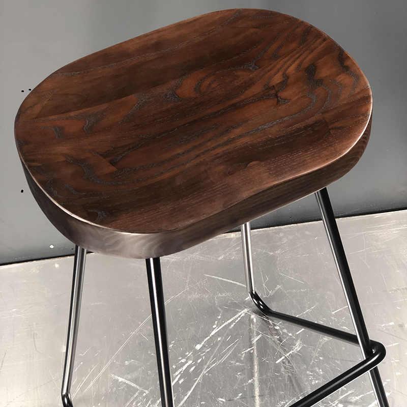 product-Uptop Furnishings-Sample design wood seat metal frame chair-img
