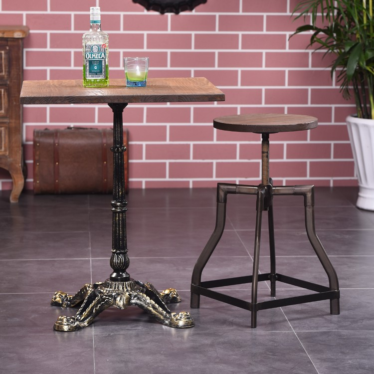 product-Uptop Furnishings-New Style Hot Sellling Metal Bar Stool-img
