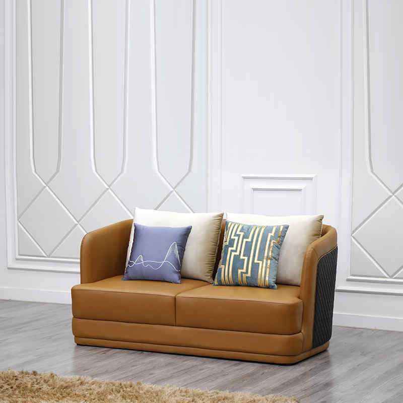 product-Uptop Furnishings-Modern three seater leather sofas living room sofas-img
