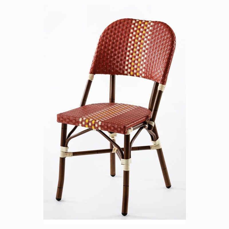 Outdoor garden cafe dining chair