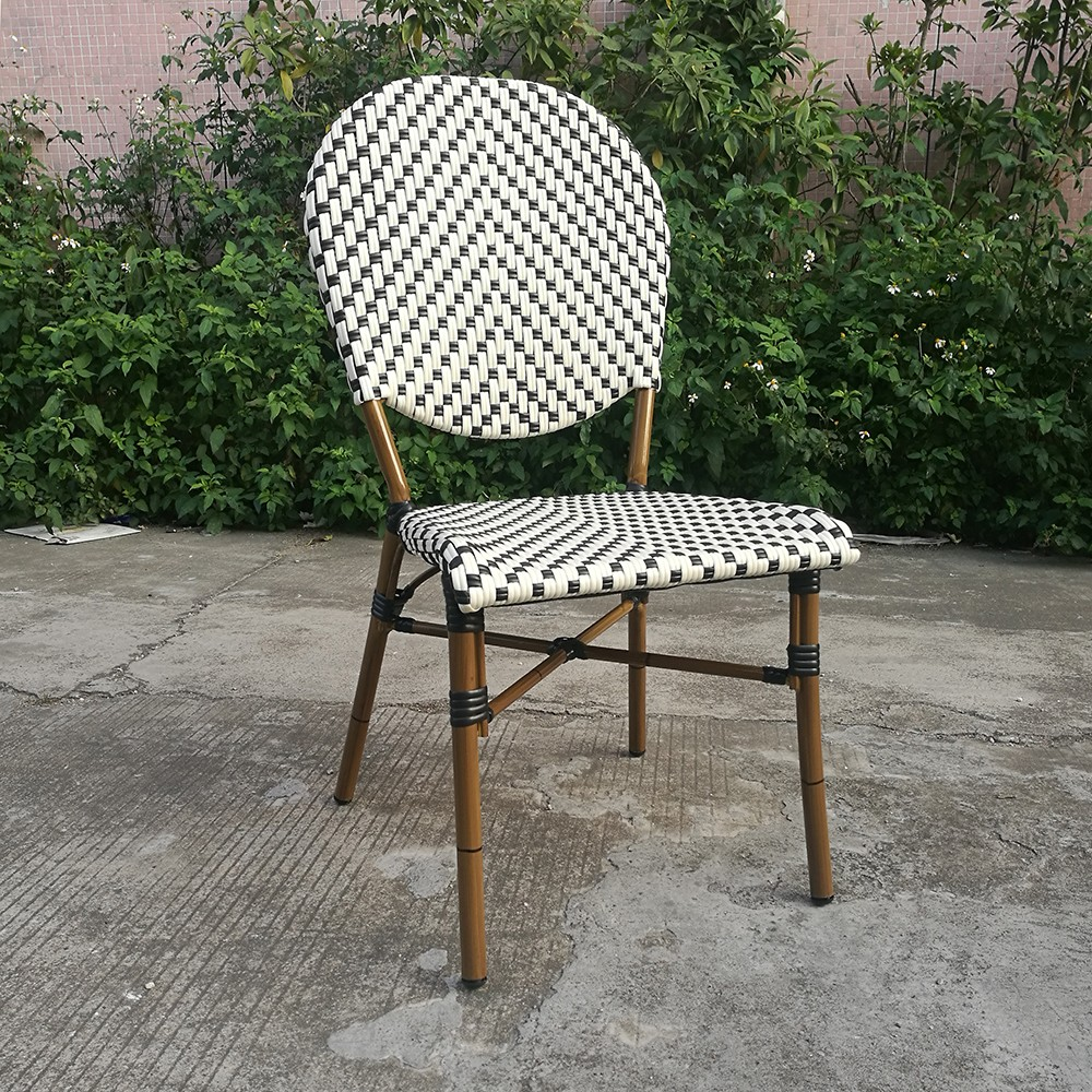 product-New Style Outdoor Round Back Restaurant Chair-Uptop Furnishings-img