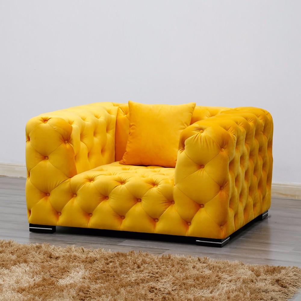 product-Uptop Furnishings-SP-KS252 Modern hotel cafe fabric sofa furniture-img