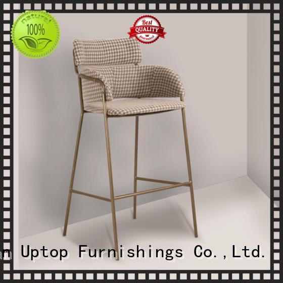 Uptop Furnishings frame cafe metal chair factory price