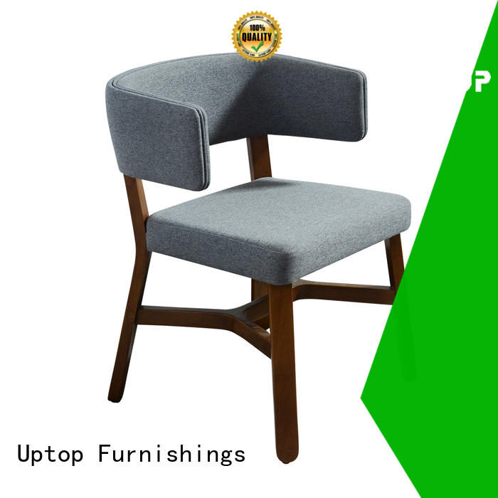 Uptop Furnishings high end cafe chair at discount for hotel