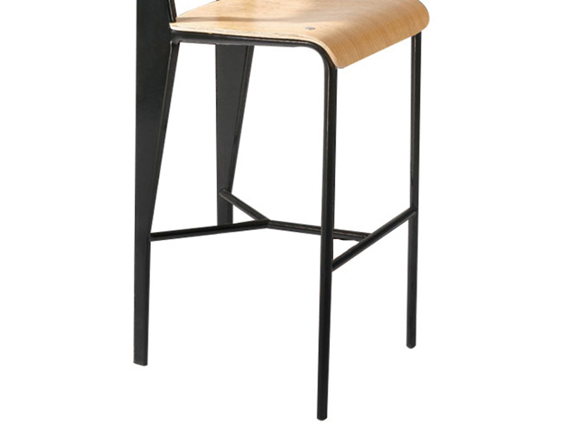 high teach Bar table &chair set factory price for public-5