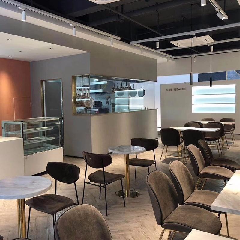 Uptop Furnishings-Leather Sofa Company-China Hangzhou Restaurant-1
