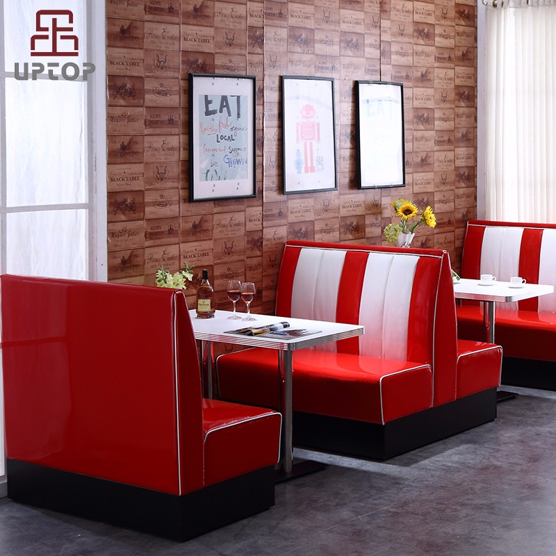 Uptop Furnishings-High End American Style Sofa Restaurant Tables And Chairs sp-ct833-uptop-3