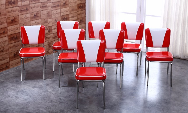 Uptop Furnishings-High End American Style Sofa Restaurant Tables And Chairs sp-ct833-uptop-6