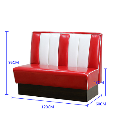 Uptop Furnishings-High End American Style Sofa Restaurant Tables And Chairs sp-ct833-uptop-1
