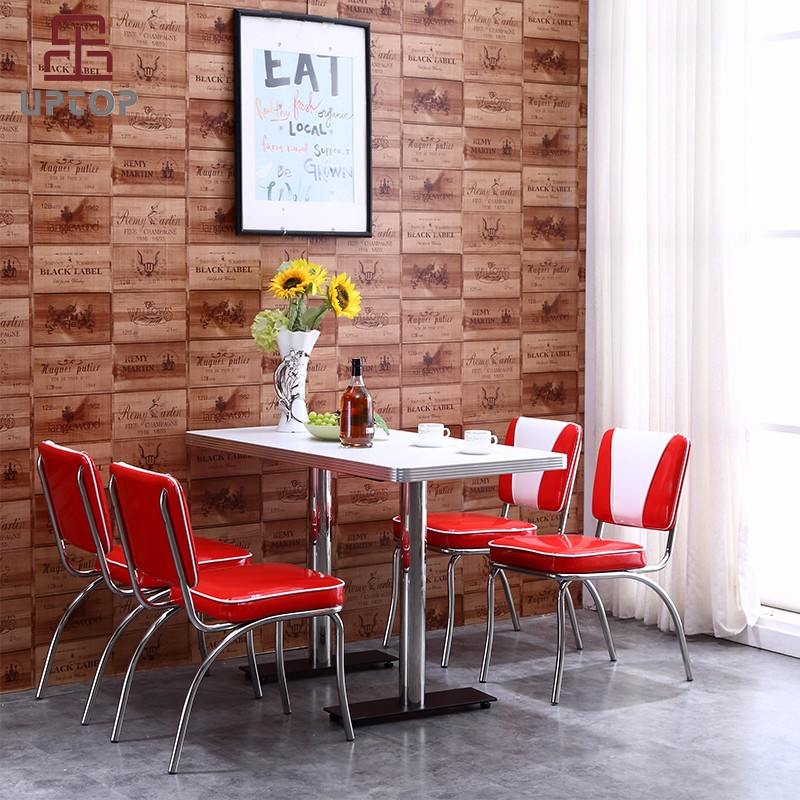 Uptop Furnishings-Custom Retro Table And Chairs Manufacturer | Retro Chairs-1