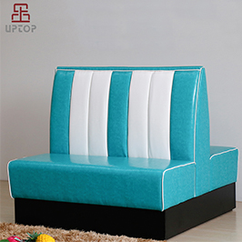 Commercial booth sofa chair used tables and chairs-9