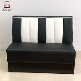 Commercial booth sofa chair used tables and chairs-11