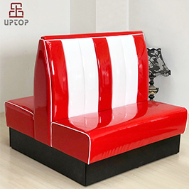 Commercial booth sofa chair used tables and chairs-12